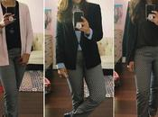 Three Ways Printed Trouser (Fall/Winter Style)
