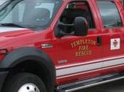 Templeton Fire Dept. Calif. FIRE CAPTAIN