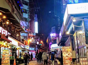 Itaewon, Seoul: After Hours!