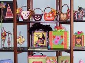 December's Trunk Show Studio Knitting Needlepoint!