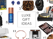 GIFT GUIDE Luxe Gift Ideas