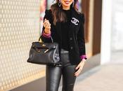 Easy Chic Black Holiday Look