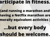 Inclusivity, Diversity, Body Confidence Fitness Spaces