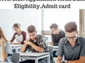 GATE 2020: Application Form, Dates, Eligibility,Admit Card