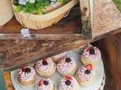 From Vintage Modern Wedding Dessert Table Ideas