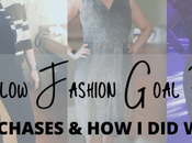 2019 Slow Fashion Goal Recap: Review Purchases with This