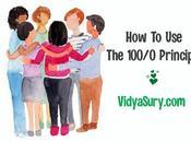 100/0 Principle