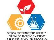 Accepting Applications: Resident Scholar Program Libraries