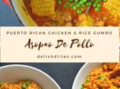 Asopao Pollo (Puerto Rican Chicken Rice Gumbo)
