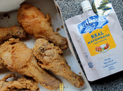 Perfect Pairing: Fried Chicken Hellmann's Real Mayonnaise