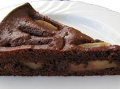Innamorata..with a..Chocolate Pear Torte