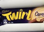 Cadbury Caramilk Twirl Review