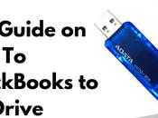 Friendly Guide Backup QuickBooks Flash Drive