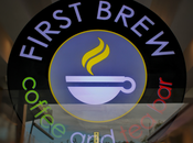 FIRST BREW Coffee Bar, Quezon City