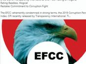Nigerians Mock EFCC Over 'Stolen' Eagle Logo