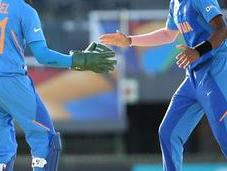 India Beats Australia -moves into Semis 2020 Potchefstroom