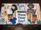 Future Voter Challenge: Favourite Girl Guides Badge Activity