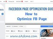Facebook Page Optimization Guide: Optimize