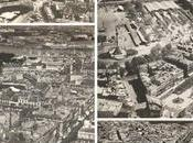 Aerial Views Bordeaux from 1950s-60s
