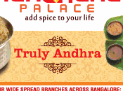 Great Ambience Restaurant with Classic Andhra Style Cuisine Bangalore!!