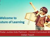 Podar Kids Platinum Bringing World Class Finnish Education System Mumbai