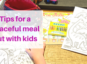 Tips Peaceful Meal with Kids