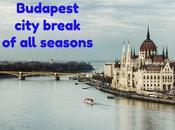 Budapest City Break Seasons