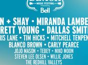 Cavendish Beach Music Festival Announces Full 2020 Lineup