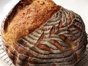Home-Baked Sourdough Bread Last!