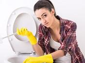 Clean Toilet Bowl Stains Methods