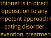Academy Eating Disorders Promoting Diets People With Disorders?