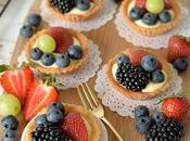 Fail Proof Less Sugar Mini Fruit Tarts HIGHLY RECOMMENDED!!!