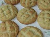 Lime Lattice Cookies