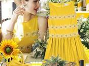 Valentino's Sleeveless Embroidered Dress