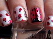 Nail Ideas: Ladybug Nails!