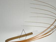 "Contemporary Modern Art: Abstract Sculptures Laurent ""Lo"""