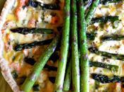 Spring Summer, Here Come Salmon, Leek Asparagus Herb