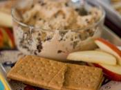 Secret Recipe Club: Peanut Butter Cookie Dough
