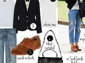 Look: Boyfriend Jeans