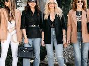 Chic Every Wear Leather Blazer