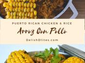 Arroz Pollo (Puerto Rican Chicken Rice)