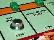 Love Letter London Monopoly Board