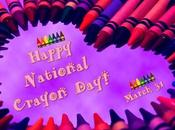 March National Crayon Day: Know Crayola's Best Colour Green?