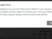 (Fix) Google Sheets Loading Error Occurred. Please Press 'Reload' Your Browser
