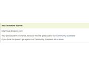 Facebook Continues Removing Postings I've Made Linking Bilgrimage: Update