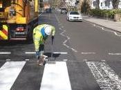 Abbey Road Zebra Crossing Gets Long Overdue Paint