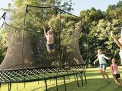 Benefits Having Trampoline Whole Family