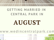 Getting Married Central Park August