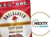 Undercover Snacks Launches Dark Chocolate Pomegranate Flavor