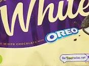 Cadbury White Chocolate Oreo Bars Review